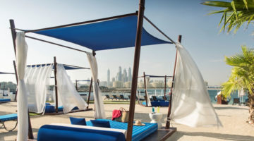 Dubai Babymoon at Rixos The Palm Dubai
