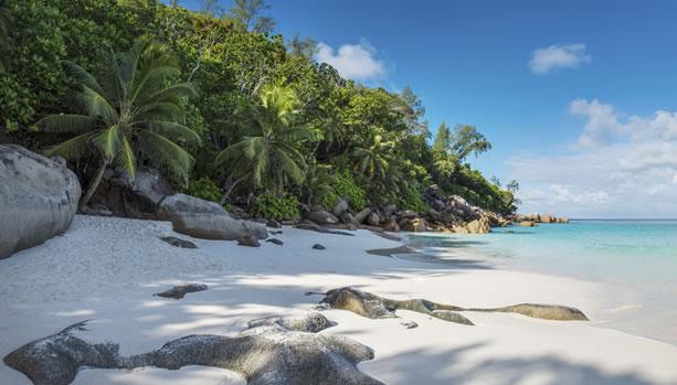 Babymoon at Constance Lémuria, Seychelles