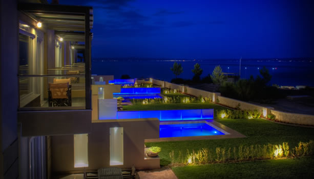 Halkidiki Babymoon at Sunny Villas and Spa - Grande Villa