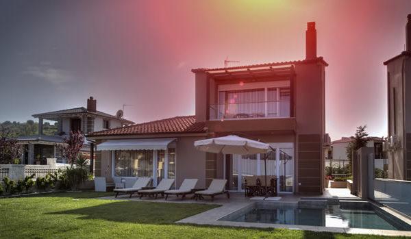 Halkidiki Babymoon at Sunny Villas and Spa