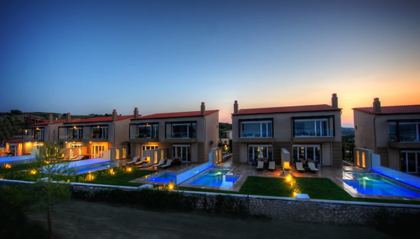 Halkidiki Babymoon at Sunny Villas and Spa - Two Bedroom Villa