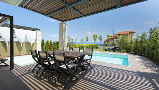 Halkidiki Babymoon at Sunny Villas and Spa - Exclusive Villa