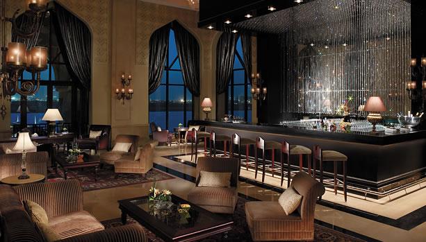 Shangri-La Hotel, Qaryat Al Beri, Abu Dhabi, Babymoon - Al Hanah Bar