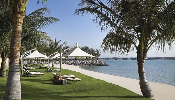 Shangri-La Hotel, Qaryat Al Beri, Abu Dhabi, Babymoon - Beach