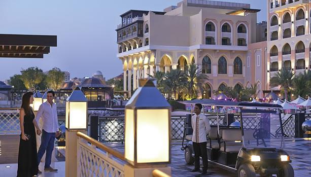 Shangri-La Hotel, Qaryat Al Beri, Abu Dhabi, Babymoon - Beachside