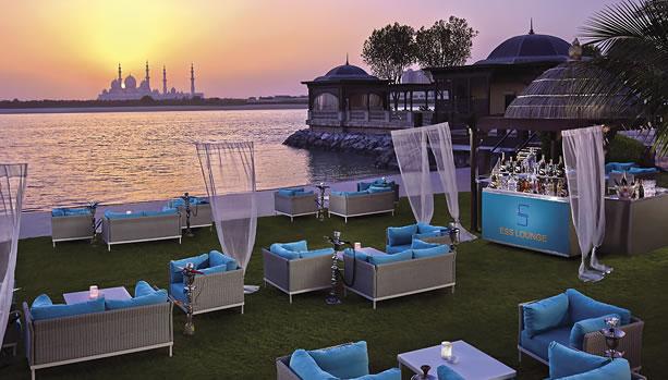 Shangri-La Hotel, Qaryat Al Beri, Abu Dhabi, Babymoon - Ess Lounge