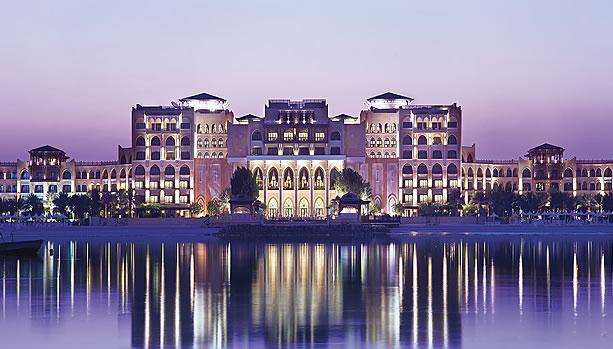 Shangri-La Hotel, Qaryat Al Beri, Abu Dhabi, Babymoon - Exterior