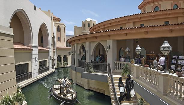 Shangri-La Hotel, Qaryat Al Beri, Abu Dhabi, Babymoon - Souk with Abra