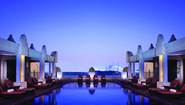 Shangri-La Hotel, Qaryat Al Beri, Abu Dhabi, Babymoon - Health Club & Spa Lap Pool