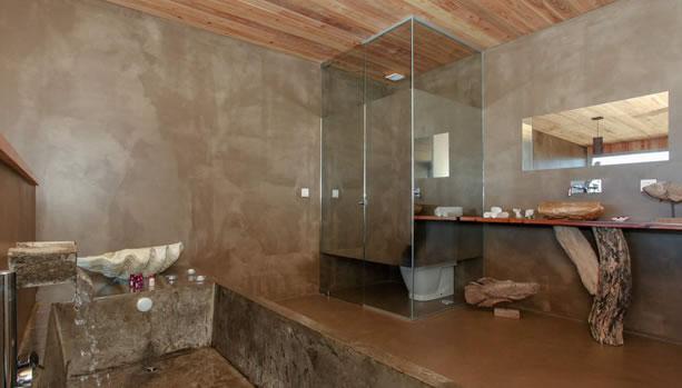 Azores Babymoon at Santa Bárbara Eco-Beach Resort - Bathroom Retreat Villas