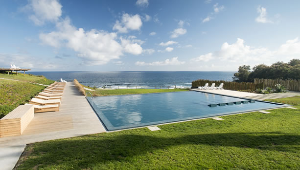 Azores Babymoon at Santa Bárbara Eco-Beach Resort - Pool