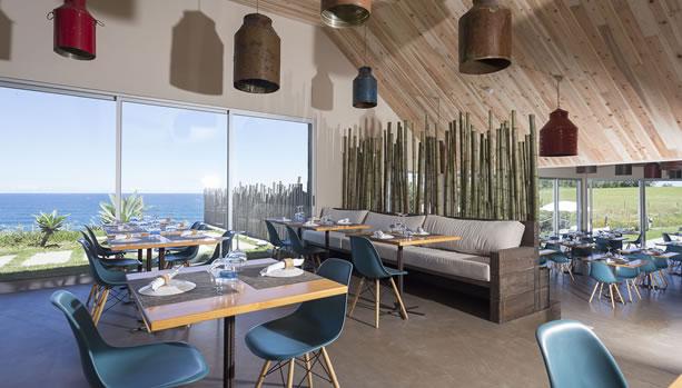 Azores Babymoon at Santa Bárbara Eco-Beach Resort - Restaurant