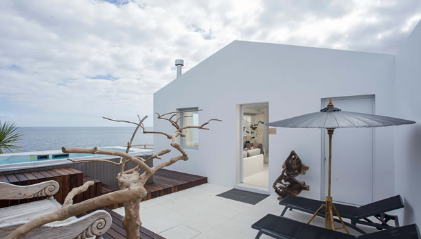 Azores Babymoon at WHITE - The Villa