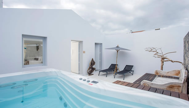 Azores Babymoon at WHITE - The Villa