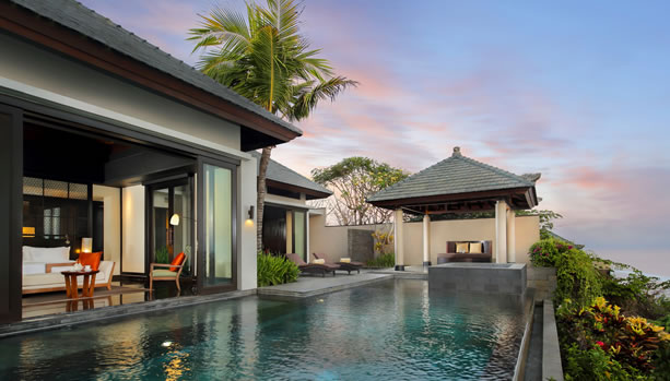 Bali Babymoon at Banyan Tree Ungasan - Pool Villa