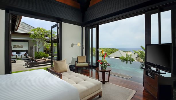 Bali Babymoon at Banyan Tree Ungasan -Sanctuary Villa Oceanview