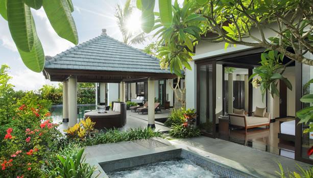 Bali Babymoon at Banyan Tree Ungasan -Sanctuary Villa Oceanview