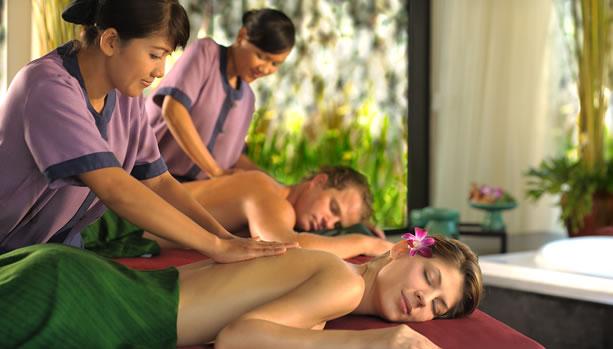 Bali Babymoon at Banyan Tree Ungasan - Couples Spa Treatment