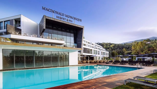 Algarve Babymoon at Macdonald Monchique Resort & Spa