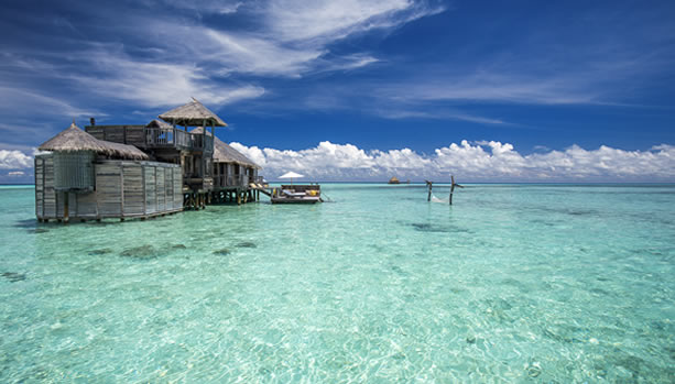 Maldives Babymoon at Gili Lankanfushi - Crusoe Residences