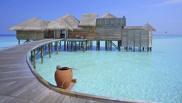 Maldives Babymoon at Gili Lankanfushi - Gili Lagoon Residence