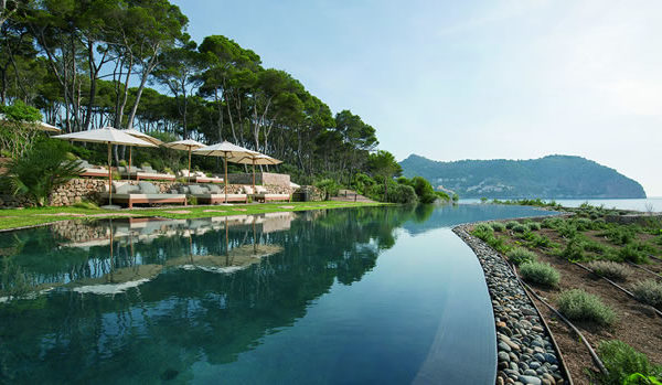 Mallorca Babymoon at Hotel Pleta de Mar
