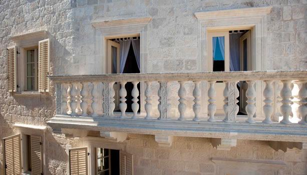 Croatia Babymoon at Lešic Dimitri Palace