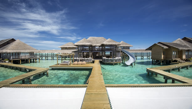 Maldives Babymoon at Gili Lankanfushi - Private Reserve
