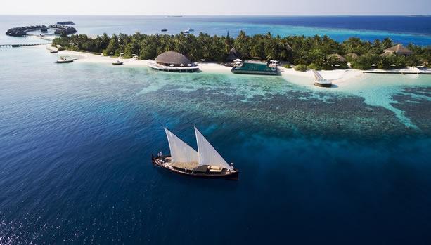 Babymoon Maldives at Huvafen Fushi