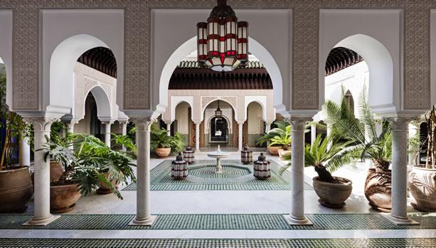 Marrakech Babymoon at La Mamounia