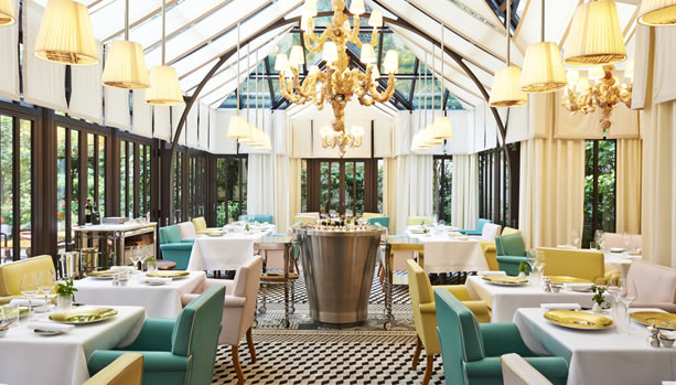 Paris Babymoon at Le Royal Monceau, Raffles Paris - Il Carpaccio