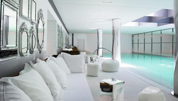 Paris Babymoon at Le Royal Monceau, Raffles Paris - My Blend by Clarins Spa