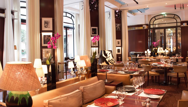 Paris Babymoon at Le Royal Monceau, Raffles Paris - Restaurant La Cuisine - Babymoon Getaway Paris