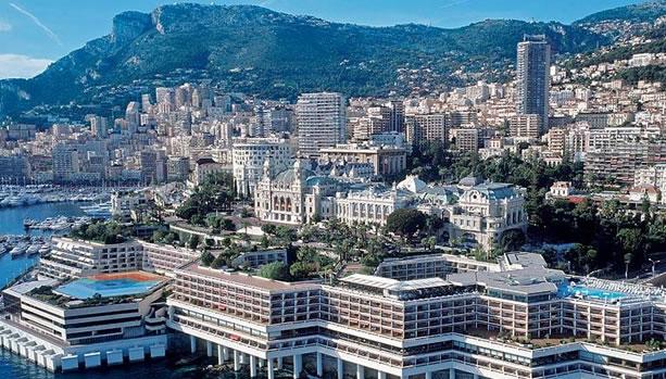 Monte Carlo Babymoon at Fairmont Monte Carlo