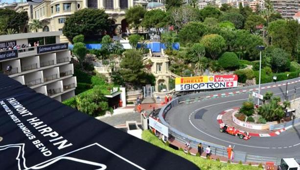 Monte Carlo Babymoon at Fairmont Monte Carlo - Fairmont Hairpin
