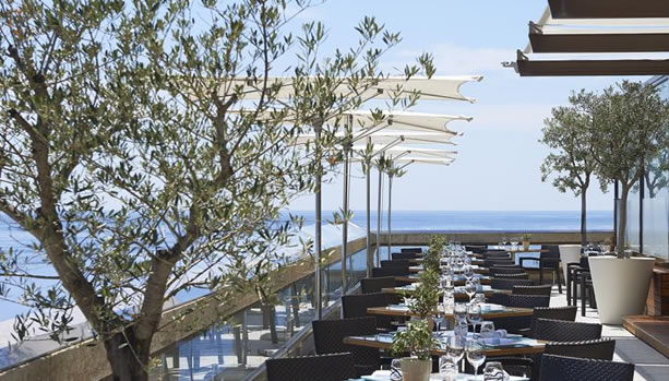 Monte Carlo Babymoon at Fairmont Monte Carlo - Horizon Terrace