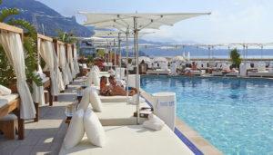 Monte Carlo Babymoon at Fairmont Monte Carlo - Nikki Beach