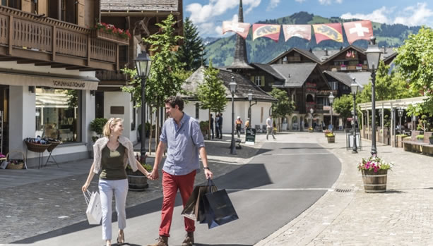 Gstaad Shopping. image©: Gstaad Saanenland Tourismus - Things to do in Gstaad
