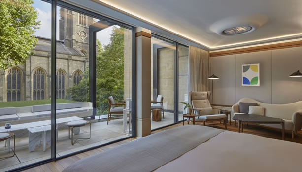The Berkeley London - Grand Terrace Suite John Heah style