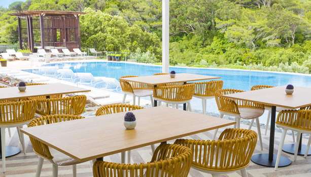 Sintra Babymoon at Penha Longa Resort - Aqua Restaurant