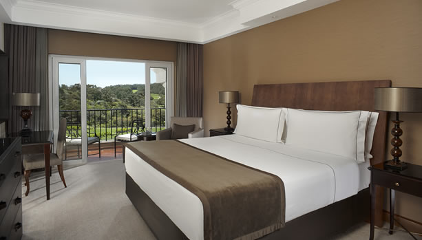 Sintra Babymoon at Penha Longa Resort - Deluxe Forest View Room