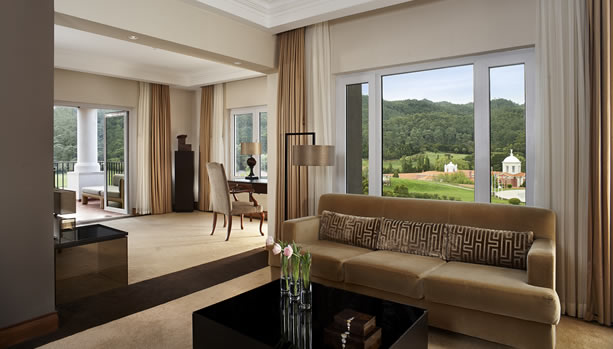 Sintra Babymoon at Penha Longa Resort - Executive Suite - Living Room