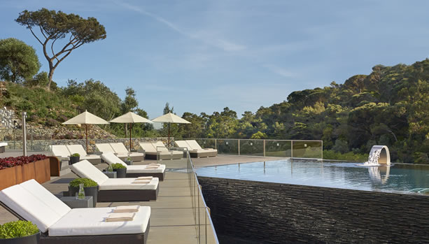 Sintra Babymoon at Penha Longa Resort - Infinity Pool