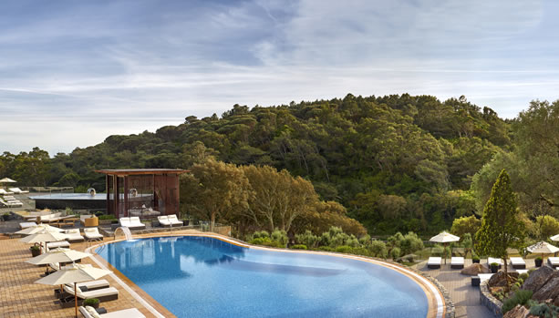 Sintra Babymoon at Penha Longa Resort - Outdoor Pool