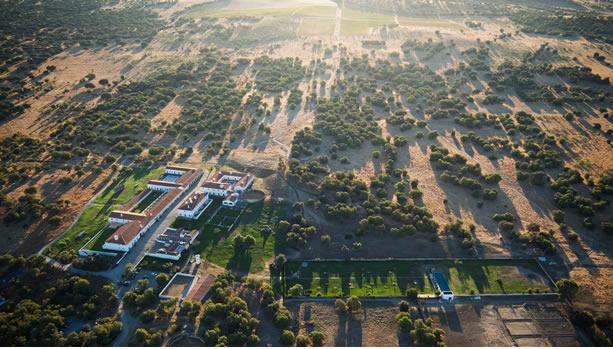 São Lourenço do Barrocal - Monsaraz Babymoon - aerial