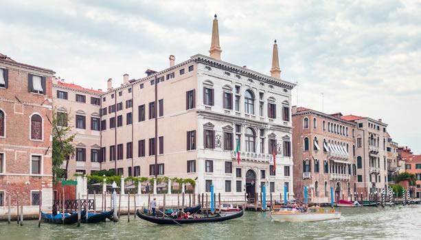 Aman Venice, Italy. Venice Babymoon. Exterior