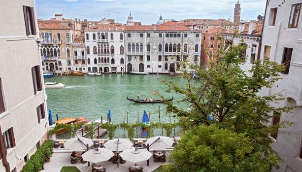 Aman Venice, Italy. Venice Babymoon. Gardens
