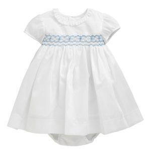 CARLINA BABY CEREMONY DRESS