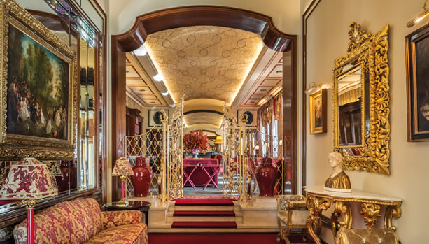 Hassler Roma - Salone Eva Restaurant