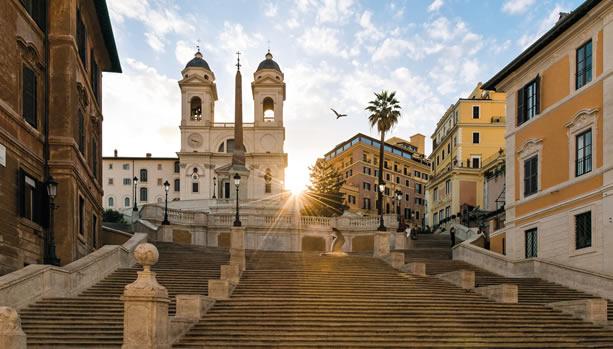 Hassler Roma - Spanish Steps